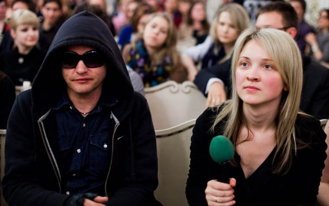 Алексей Никонов, Настасья Хрущева //Фото: Алексей Симоновский