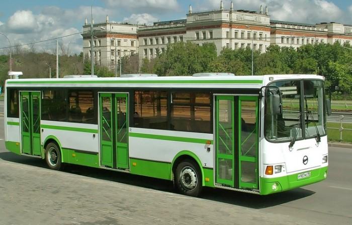 Сто новых автобусов в Ростове