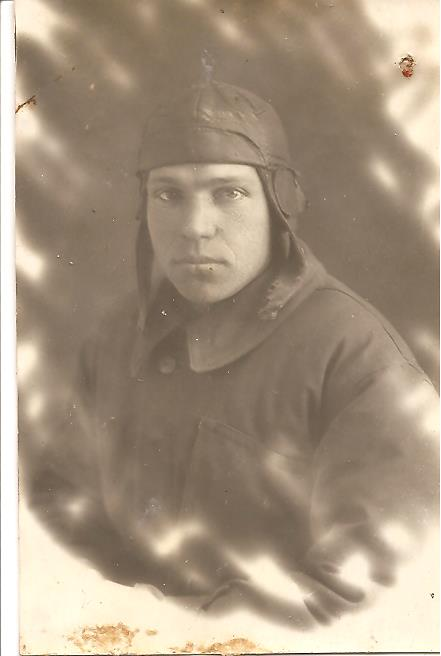 Виталий Мелентьев //Фото из личного архива Марины Китаевой