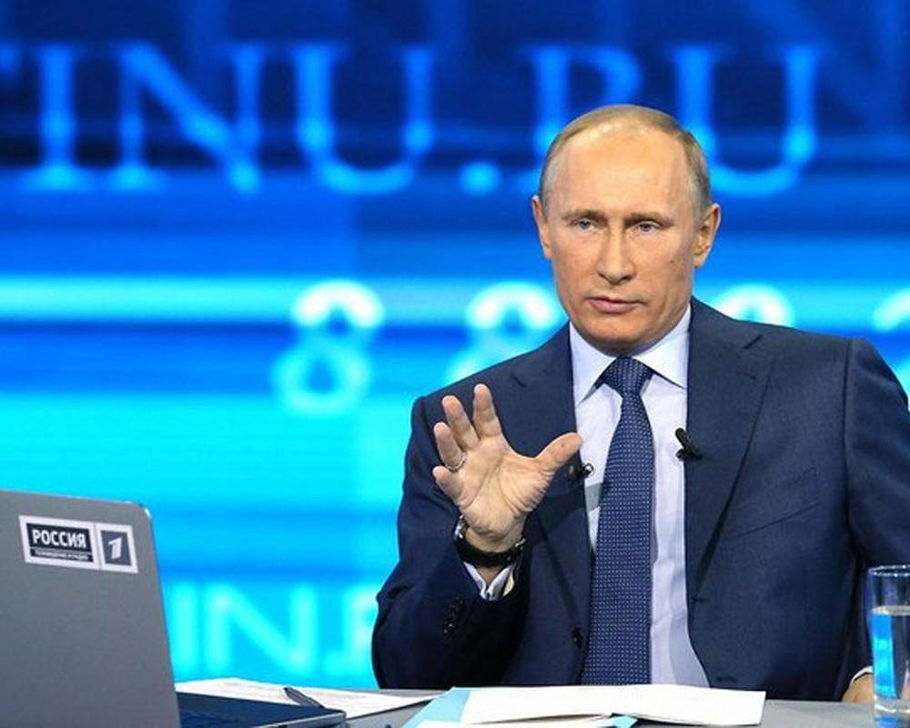 Пресс-конференция В. Путина перенесена на23декабря