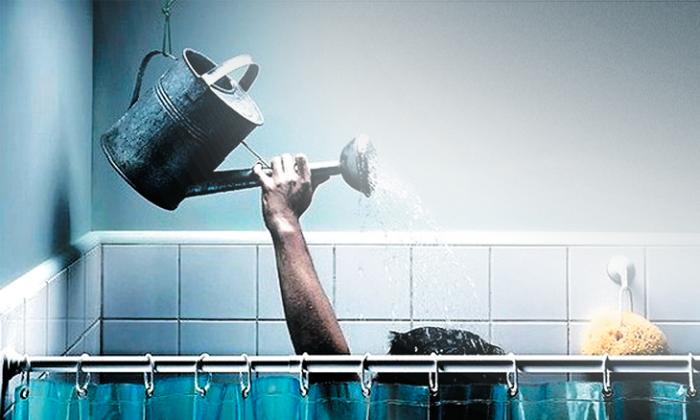 ВРостове 22 тысячи человек из-за порыва остались без воды