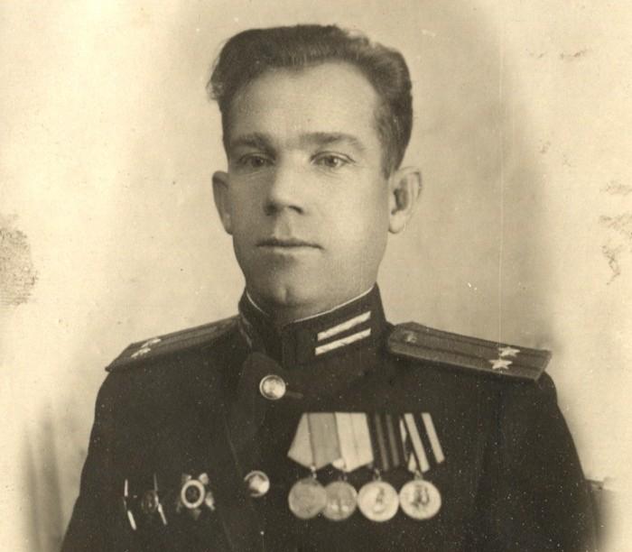 Николай Барашков //Фото из архива Константина Гуртового
