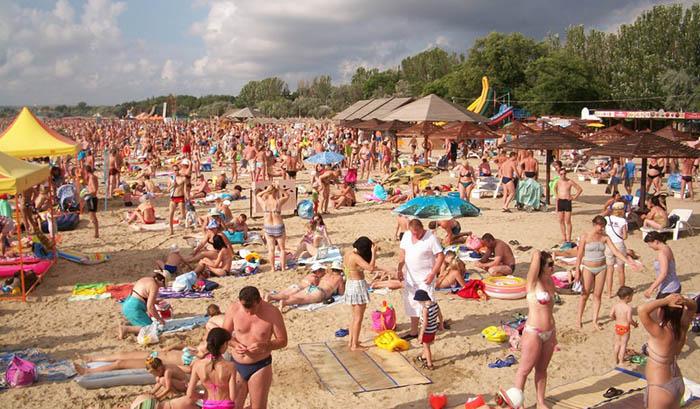 Экскурсия на нудистский пляж