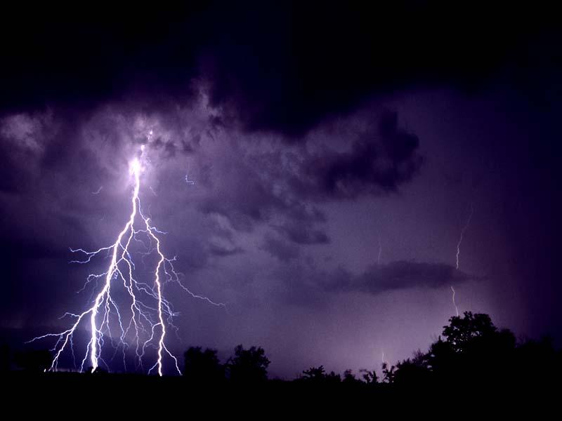 МЧС Ростовской области объявило штормовое предупреждение