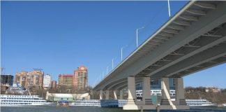 Проект Ворошиловского моста в Ростове-на-Дону