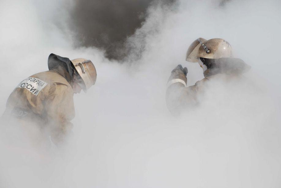 Двое мужчин иженщина погибли при пожаре вРостовской области
