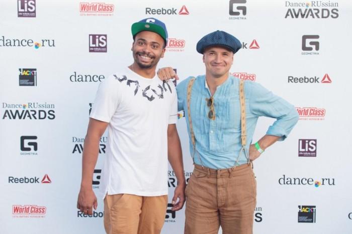 Мигель (слева) и Егор Дружинин // Фото: ТНТ