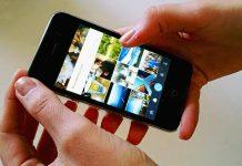 """Приложение Snapster для iPhone //Фото: """"Городской репортер"""""""