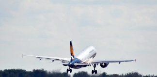 """Авиалайнер Airbus A319 авиакомпании """"Донавиа"""""""