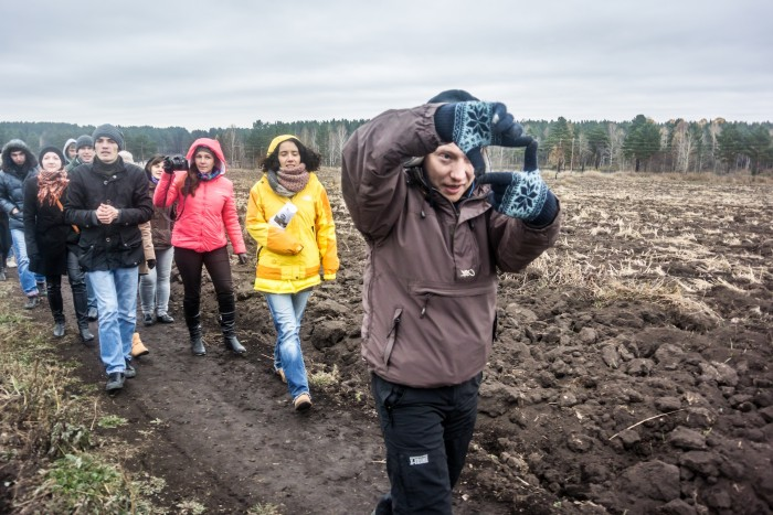 Участники кинолаборатории в Первоуральске // Фото: Андрей Ветошкин