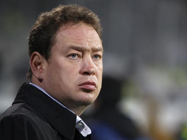 Леонид Слуцкий // фото с сайта eurosport.com