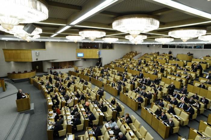 В государственной думе посоветовали лишать части заработной платы депутатов-прогульщиков