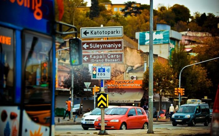 Стамбул//Фото из личного архива Александра Сеоева