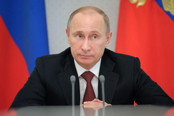 Путин поздравил сюбилеем Ростовскую область