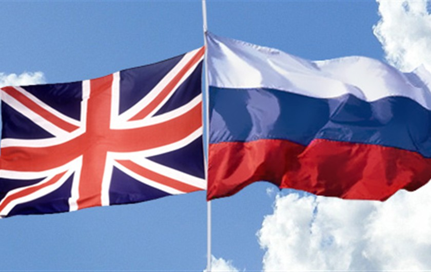"""UK Defence Secretary: """"Russia should go away and shut up"""""""