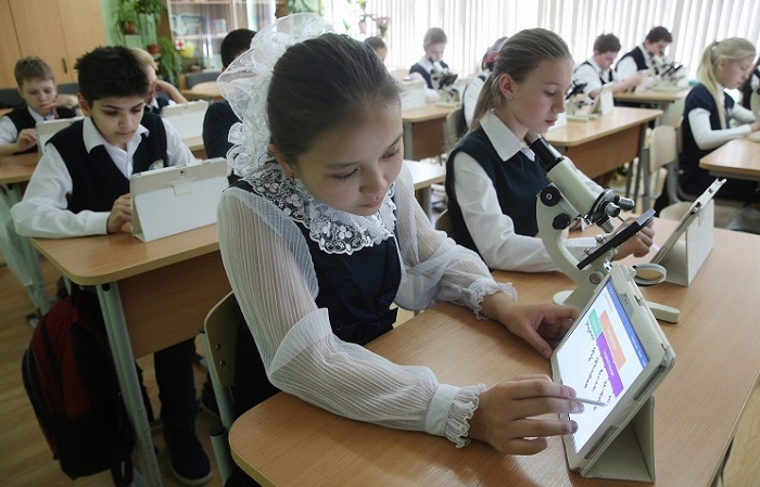 «Цифровая мобильная школа» несомненно поможет учителям Ростова