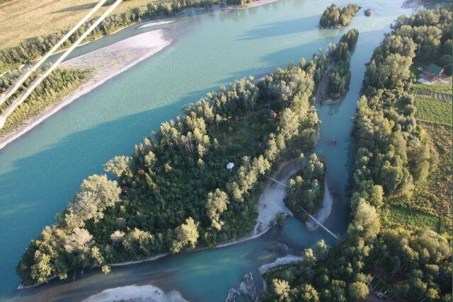 НаЗеленом острове вРостове появится ландшафтный парк и вышка