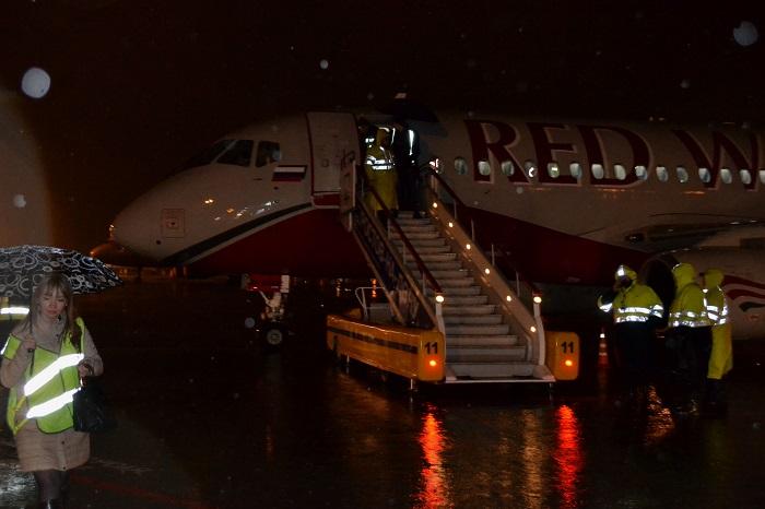 Ростовский аэропорт был эвакуирован из-за сообщения озаминировании