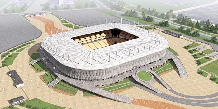 Весной 2017 года вокруг стадиона «Ростов-Арена» начнется благоустройство территории