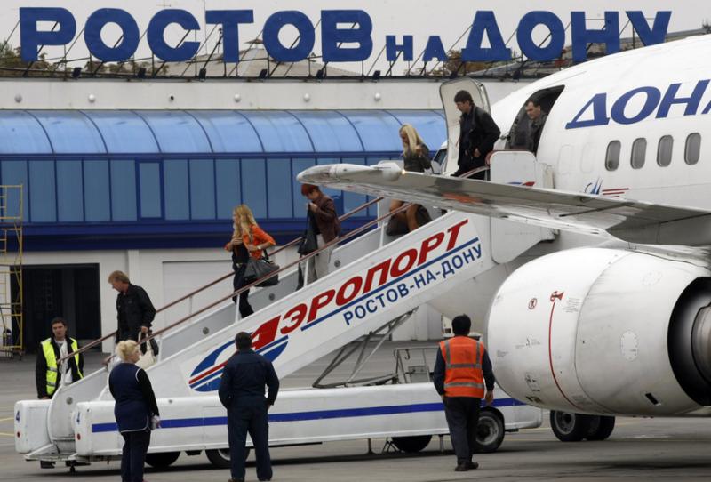 Губернатор Василий Голубев предложил ростовчанам придумать название микрорайону наместе старого аэропорта
