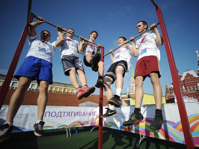 Поздравление сДнем Физкультурника отМинистра спорта России