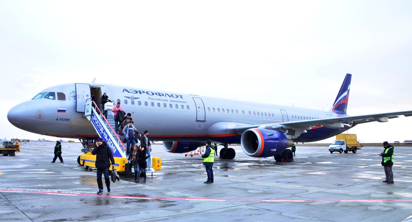 «Аэрофлот» отменяет ряд рейсов из«Шереметьево» на13июля в итоге непогоды