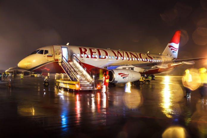 Red Wings// фото Михаила Кругликова