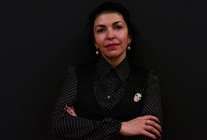"Виктория Арутюнян // Фото: ""Городской репортер"""