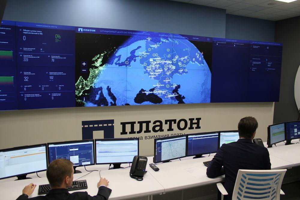 Перевозчики снеоплаченным в«Платоне» штрафом несмогут покинуть территорию Российской Федерации