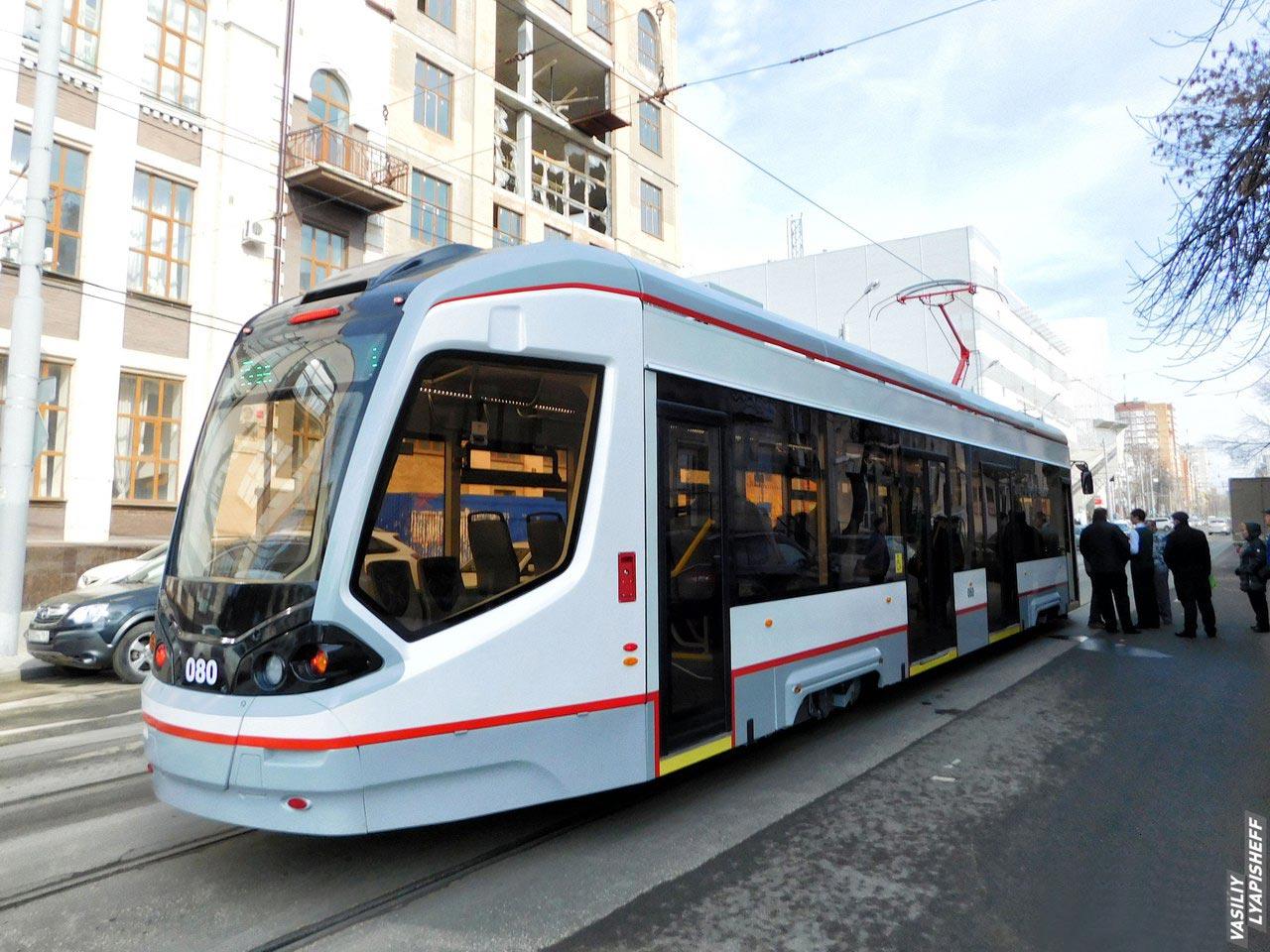 Трамвайный парк Ростова на100% обновят