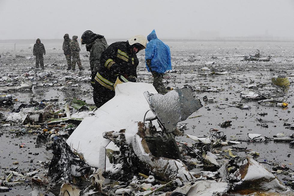 Родственники пассажиров разбившегося под Ростовом «Боинга» подали иск на $10 млн