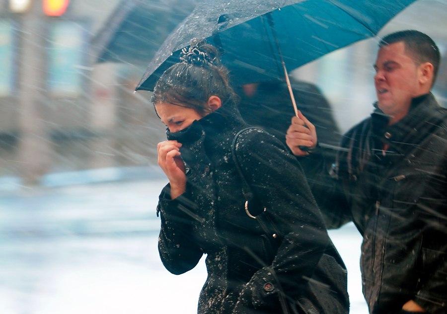 Ухудшение погоды ожидается вРостовской области