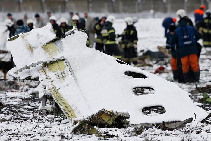 Причину крушения Boeing 737 вРостове-на-Дону помогут раскрыть вСША