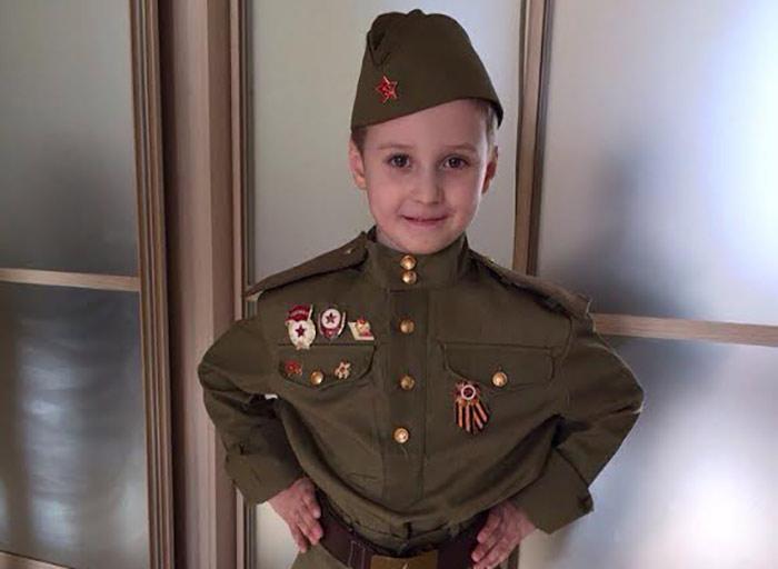 Сын Антона Гетты //Фото из личного архива Антона Гетты