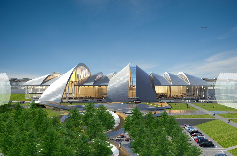 В Ростове будет новая воздушная гавань «Платов»