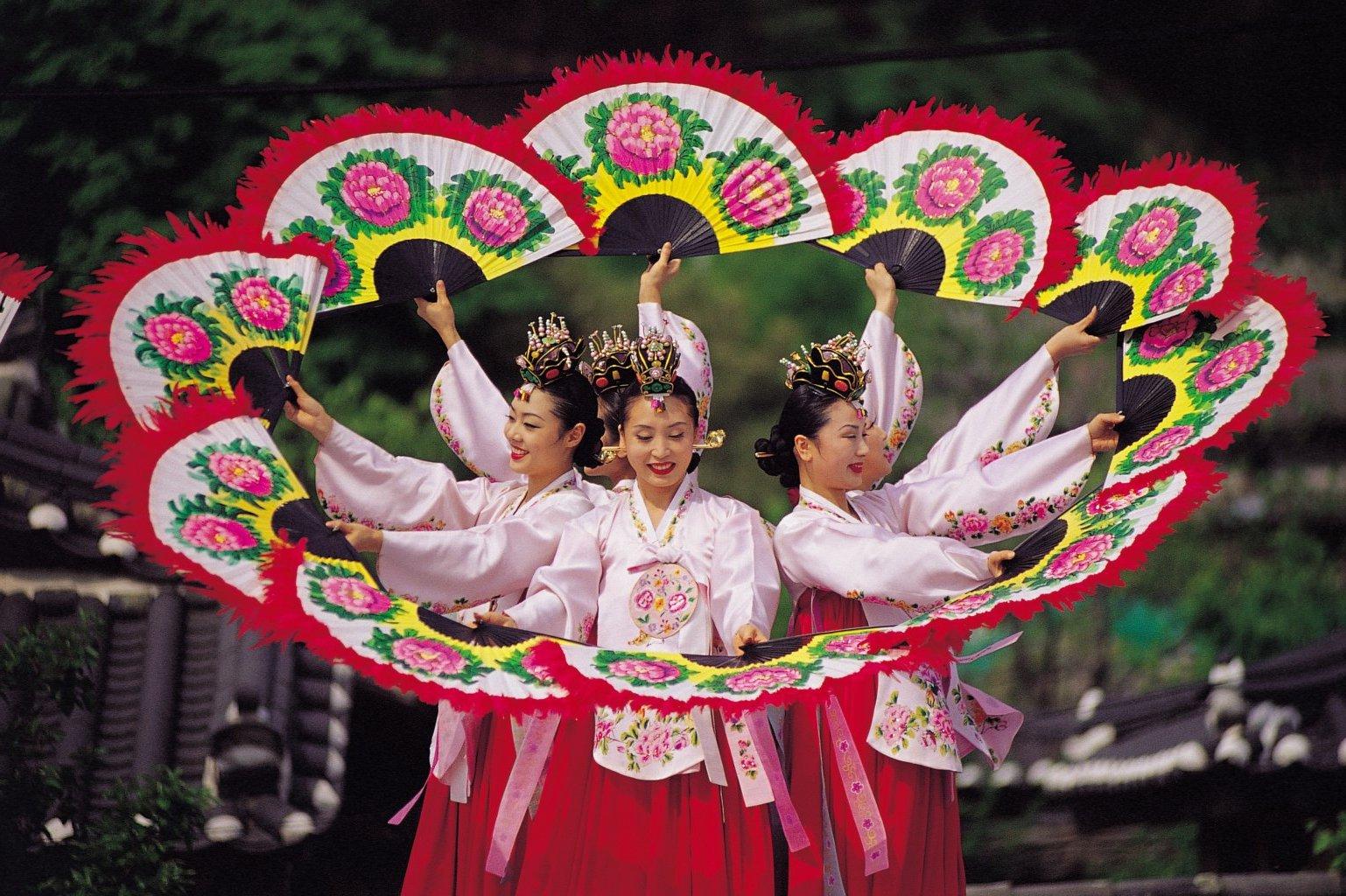 Фестивали в корее