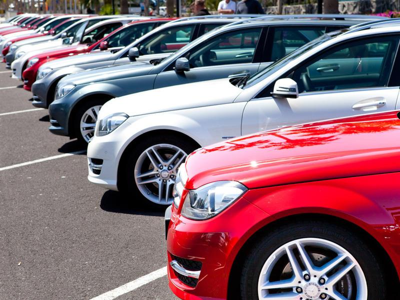 НаКубани парк легковых авто превысил 1,6 млн машин