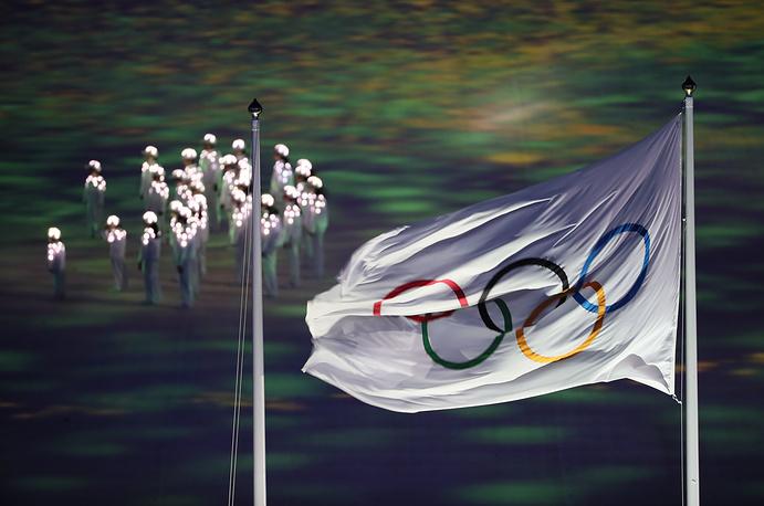 Русские  спортсмены нацеремонии открытия Олимпиады пройдут под 55-м номером