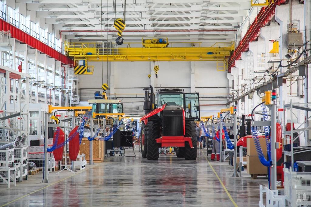 Наконференции вРостове машиностроители объявили осоздании новоиспеченной ассоциации «Росспецмаш»