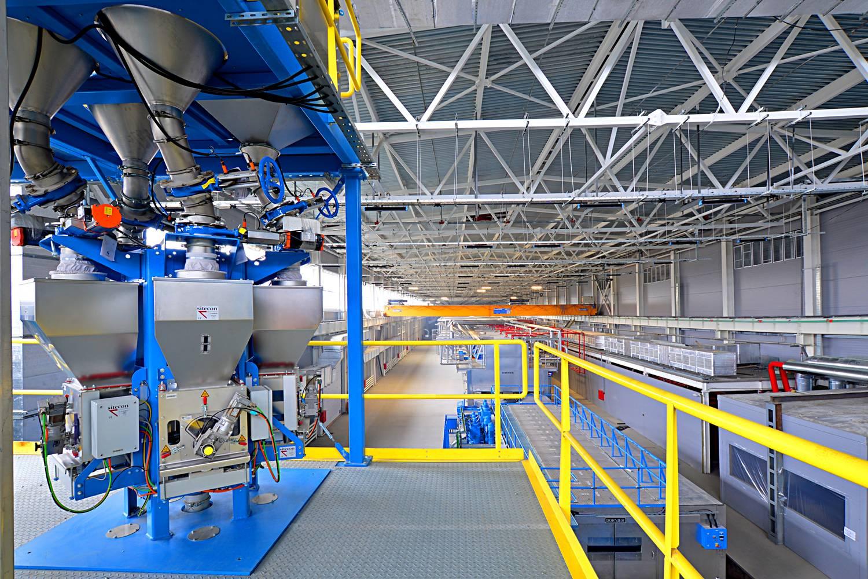 Завод повыпуску упаковочной пленки открылся вШахтах