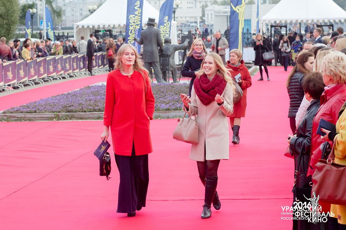 ВЕкатеринбурге пройдет фестиваль русского кино