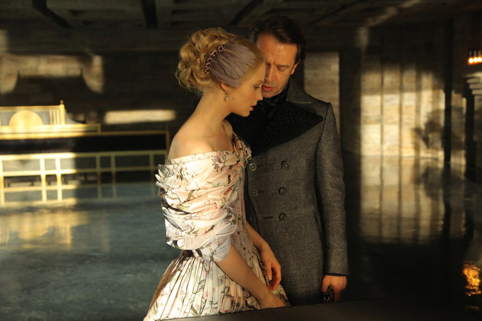 Кадр из фильма «Дуэлянт» // фото с сайта filmz.ru