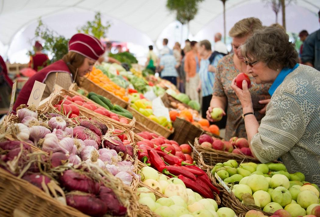 ВРостовской области пройдут продовольственные ярмарки выходного дня