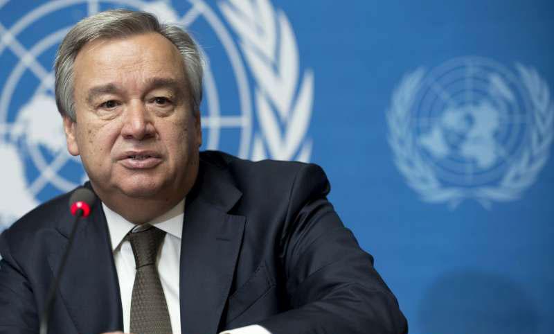 Новый генеральный секретарь ООН пообещал сделать все возможное для мира вСирии