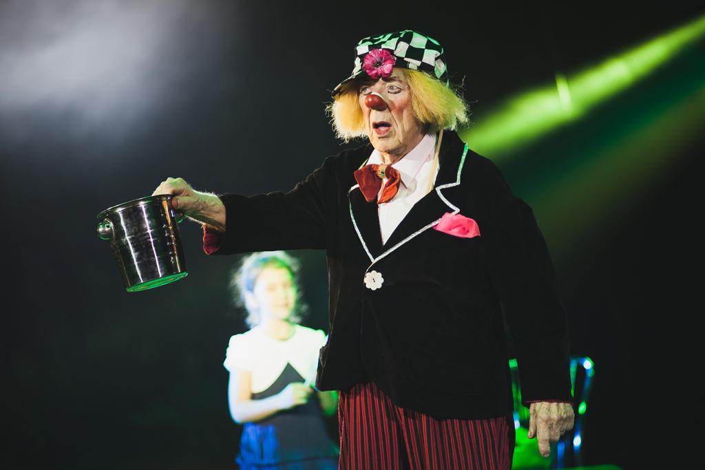 Олег Попов // фото с сайта ростовского цирка