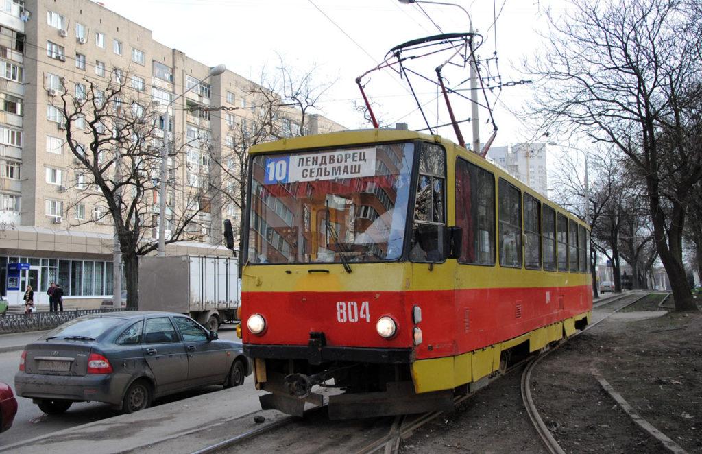 Ремонтом контактной сети троллейбуса вРостове займутся послеЧМ