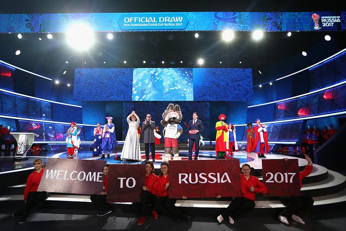 «Слабых соперников усборной Российской Федерации наКубке конфедераций небудет»— Виталий Мутко