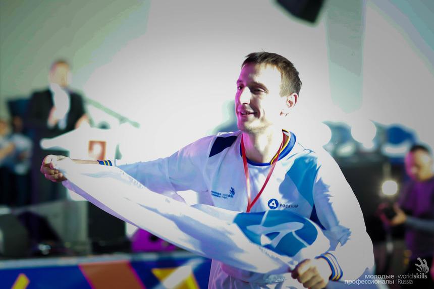 Сварщик изРостовской области одержал победу млн. начемпионате WorldSkills Hi-Tech 2016
