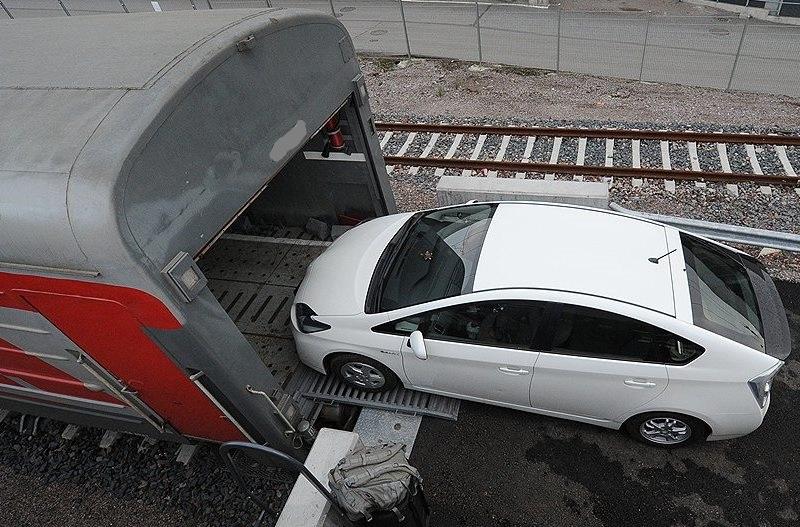 1-ый вагон-автомобилевоз изРостова вАдлер отправится 28декабря