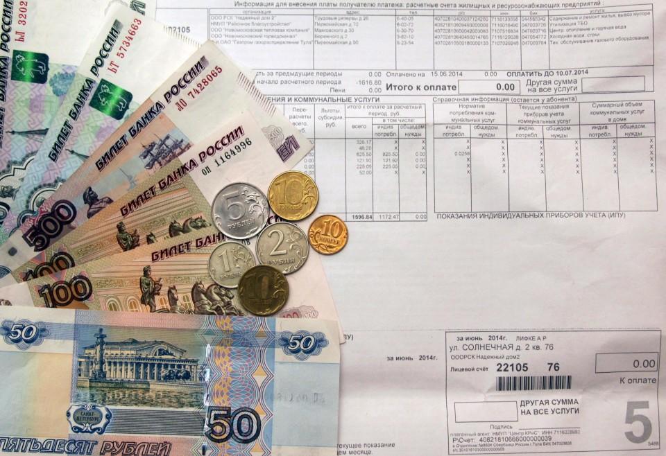 Встолице Дона граждане задолжали закоммуналку 3,5 млрд руб.